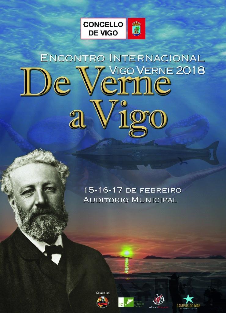 Encontro Internacional Vigo Verne