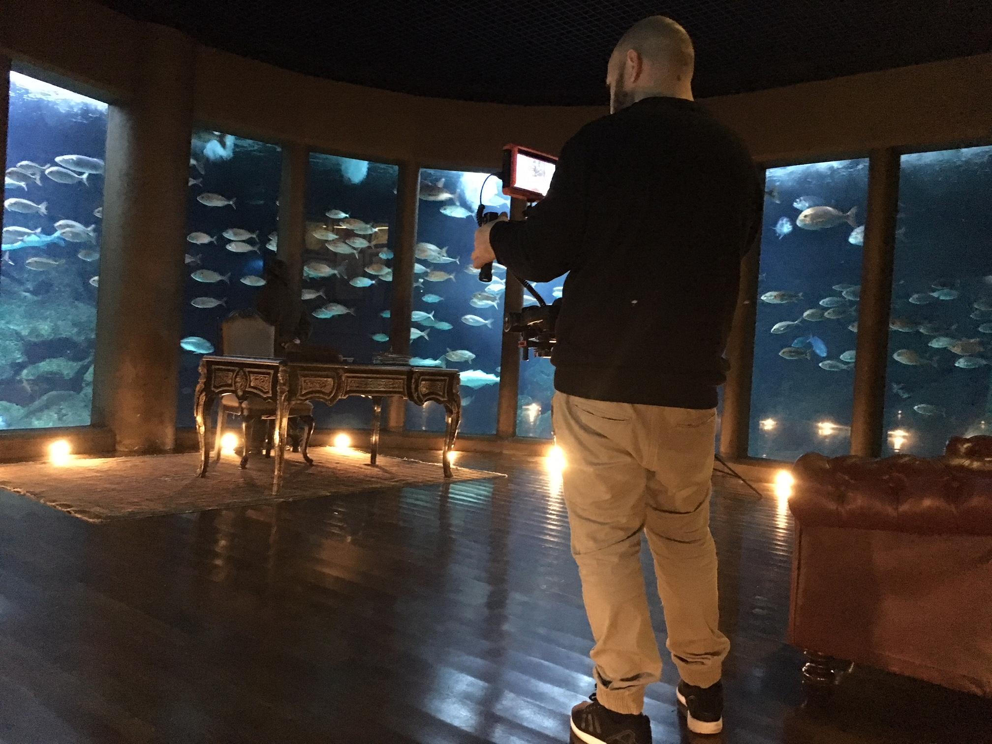 Sala Nautilus – Aquarium A Coruña