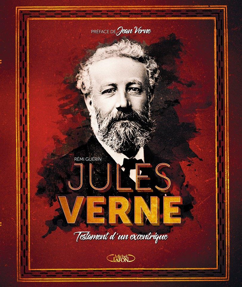 "Conferencia De Rémi Guérin, Autor De ""Testamento De Un Excéntrico"""